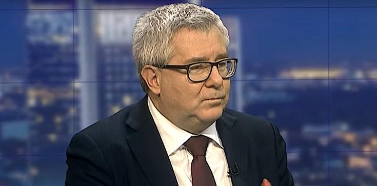 TYLKO U NAS! Ryszard Czarnecki o programie ,,Partnerstwo miast'': Wchodziliśmy do innej UE, niż tej, która jest obecnie - zdjęcie