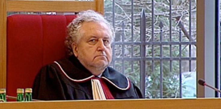 Rzepliński doktorem honoris causa... niemieckiego uniwersytetu - zdjęcie