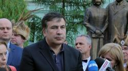 Saakaszwili aresztowany w Gruzji. Rozpoczął strajk głodowy - miniaturka