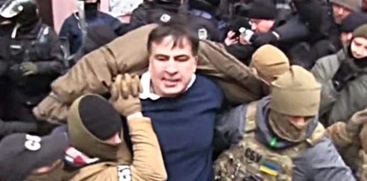 Saakaszwili skazany zaocznie na 3 lata więzienia - zdjęcie