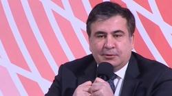 Saakaszwili: sytuacja na Ukrainie bliźniaczo podobna do Gruzji - miniaturka