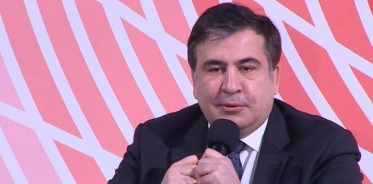 Michail Saakaszwili: Ukraina będzie się rozwijać, albo przestanie istnieć - zdjęcie