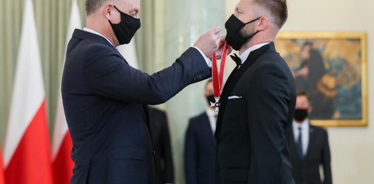 Prezydent odznaczył Błaszczykowskiego. Nie tylko za osiągnięcia sportowe  - zdjęcie