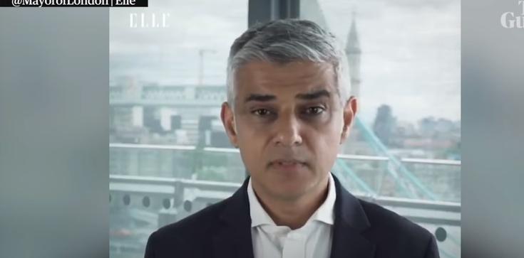 Burmistrz Londynu Sadiq Khan ,,potępia'' Polskę za ,,rewizjonizm'' - zdjęcie