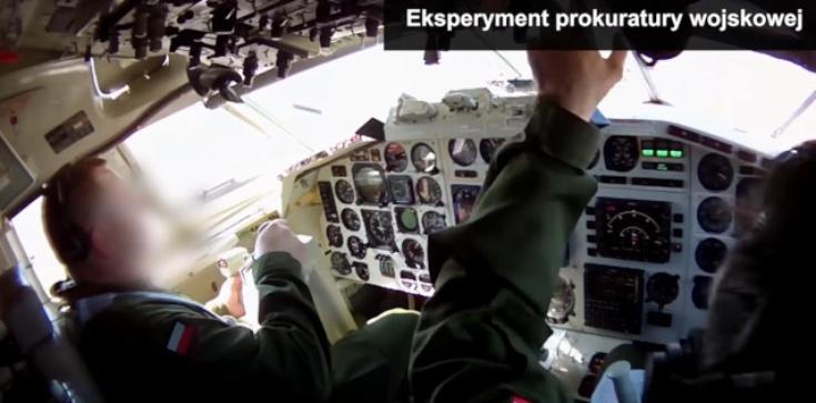 80 min. prawdy. Błędne naprowadzenie i eksplozja – tak wyglądało zniszczenie Tu-154 M - zdjęcie
