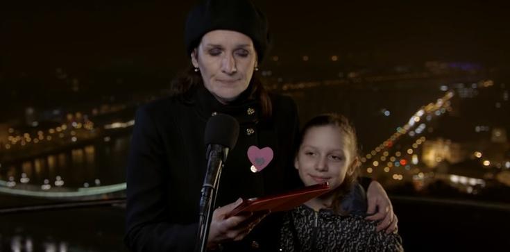 ,,Dziękuję mamo!'' Węgrzy wspierają Polaków w walce o życie nienarodzone - zdjęcie