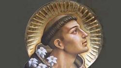 O wskrzeszaniu umarłych przez św Antoniego z Padwy  - miniaturka