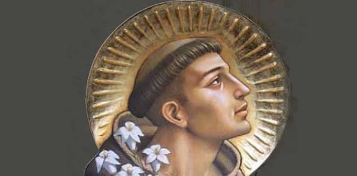 O wskrzeszaniu umarłych przez św Antoniego z Padwy  - zdjęcie
