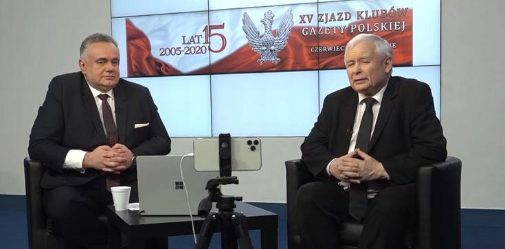 Jarosław Kaczyński: Aborcja jest sprawą sumienia. Bronią należy umieć się posługiwać - zdjęcie
