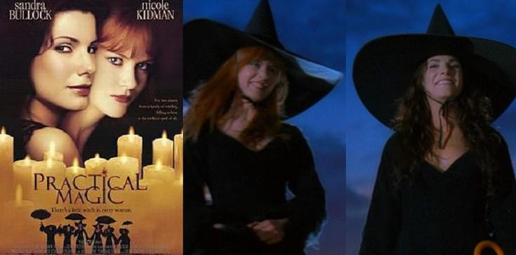 'Totalna magia' - filmowe kłamstwo o dobrych i złych czarach - zdjęcie
