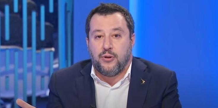 Salvini: Spotkanie w Warszawie w poszerzonym gronie w maju - zdjęcie
