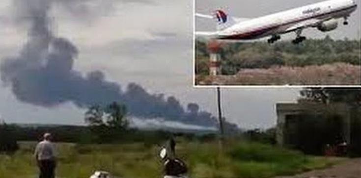 To rosyjscy separatyści zestrzelili malezyjski samolot! - zdjęcie