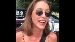 [Wideo] Konfederacja usuwa post z nagraniem modelki: ,,Nie chcę LGBT, nie chcę żydostwa'' - miniaturka