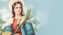 Święta Łucja, dziewica i męczennica. Wspiera polskich górali - miniaturka
