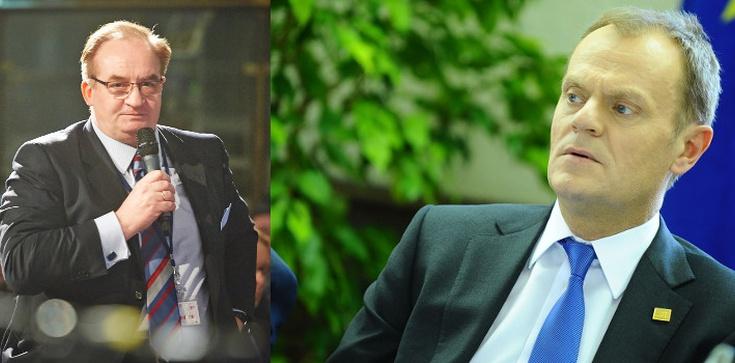Jacek Saryusz-Wolski: Tusk zdradził polskie interesy! - zdjęcie