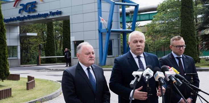 Minister Sasin: Nie ma mowy o wyłączeniu elektrowni w Turowie - zdjęcie