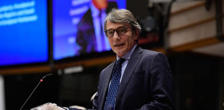 Przewodniczący PE potępił przemoc na Białorusi - zdjęcie