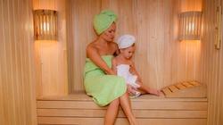 Godzina sauny daje detox jak 24 godz. pracy nerek - miniaturka