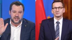 Salvini: Z Morawieckim i Orbanem położymy podwaliny pod Europę przyszłości  - miniaturka