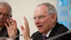 Mocne słowa. Wolfgang Schäuble: My, Niemcy, wiele zawdzięczamy Polakom - miniaturka