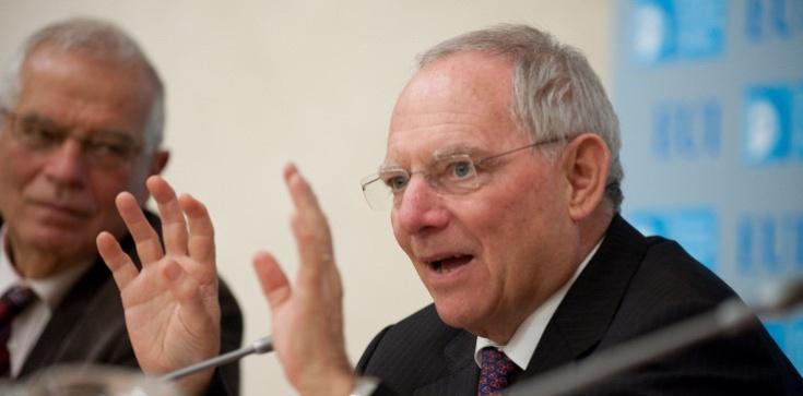 Mocne słowa. Wolfgang Schäuble: My, Niemcy, wiele zawdzięczamy Polakom - zdjęcie