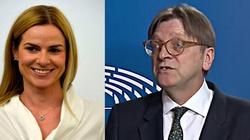 Schmidt będzie wiceszefem frakcji Verhofstadta w UE? - miniaturka