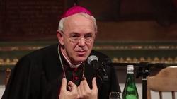 Bp Schneider: Świat potrzebuje dziś chrześcijan walczących - miniaturka