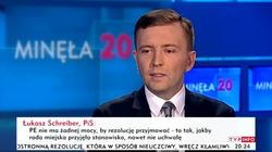 Łukasz Schreiber dla Frondy: Beata Szydło i palący problem Europy - miniaturka