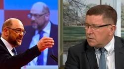 Zbigniew Kuźmiuk dla Frondy: M. Schulz odgraża się Polsce. Powinien więcej czytać, a mniej mówić - miniaturka