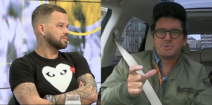 Starcie gwiazd TVN-u. Wojewódzki o Pirógu: Samonienawidzący się gej  - zdjęcie