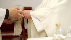 Ksiądz zdrajca? Zobacz, co oznacza obmycie rąk w czasie Mszy - miniaturka