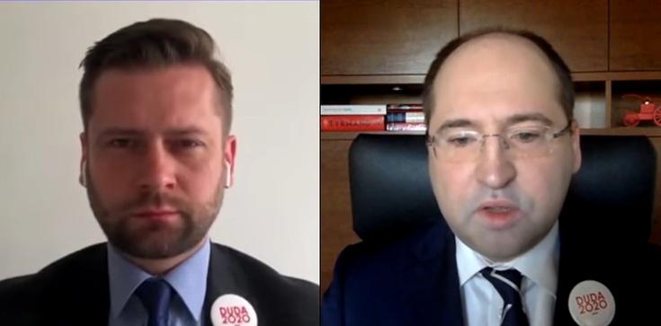 Pilne! Adam Bielan i Kamil Bortniczuk wyrzuceni z Porozumienia  - zdjęcie