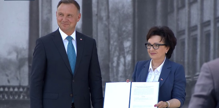 Odbudowa Pałacu Saskiego coraz bliżej! Prezydent przekazał projekt ustawy - zdjęcie