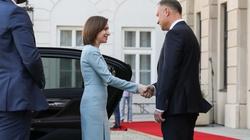 Wizyta prezydent Mołdawii w Warszawie. PAD: Sprawy Mołdawii mamy na sercu - miniaturka