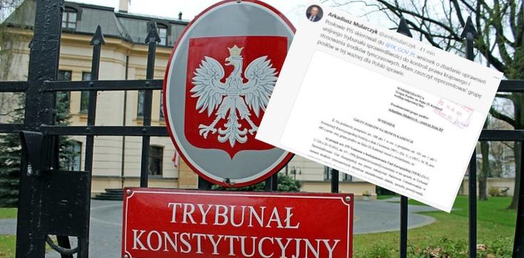 TSUE może kontrolować prawo krajowe? Posłowie PiS złożyli wniosek do TK! - zdjęcie