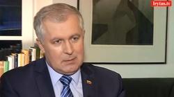 Eskalacja na granicy z Białorusią. Litewski MON ostrzega: Żołnierze użyją broni - miniaturka