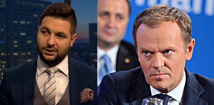 Tusk pozywa Jakiego. ,,Giertych robi szopkę medialną'' - zdjęcie