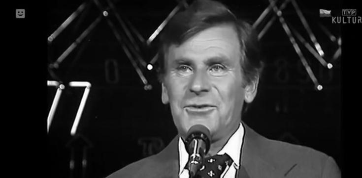 Odszedł Wiesław Gołas. Aktor miał 90 lat - zdjęcie