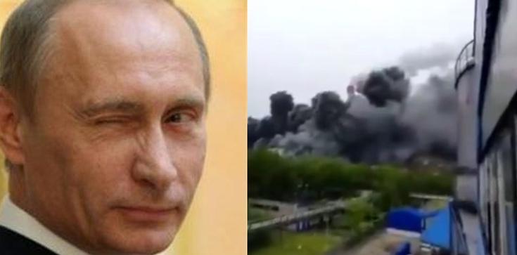 Zwykły pożar czy atak hybrydowy Rosji? - zdjęcie