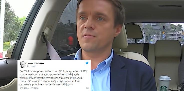Skandaliczny wpis Jażdżewskiego: Wyborcy PiS niedługo wymrą - zdjęcie