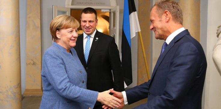 Merkel kazała Tuskowi ratować Platformę? Suski: To możliwe  - zdjęcie