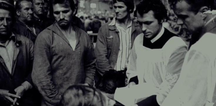 ,,My trzymamy z Bogiem''. Wyjątkowa opowieść o bohaterze Sierpnia'80 - zdjęcie
