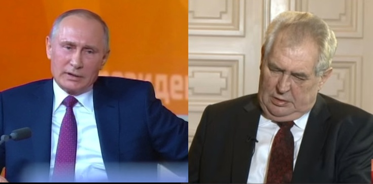 Czesi stawiają ultimatum Moskwie. Żądają powrotu swoich dyplomatów  - zdjęcie