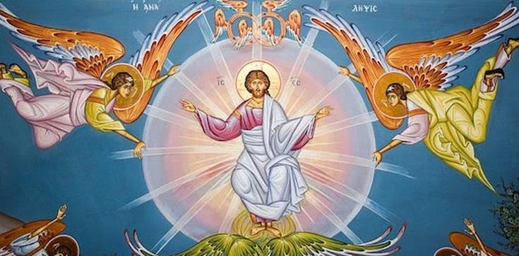 Św. Augustyn: Na tron niebieski zostało posadzone ludzkie ciało - zdjęcie