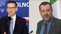 Rewolucja w PE. Salvini: Łączymy wszystko to, co najlepsze  - miniaturka