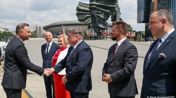 100. rocznica III Powstania Śląskiego. Prezydent dziękuje rodzinom - miniaturka