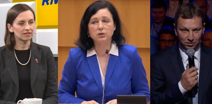Spurek i Halicki przeciw Polsce w PE. ,,Upominamy się o mechanizm warunkowości'' - zdjęcie