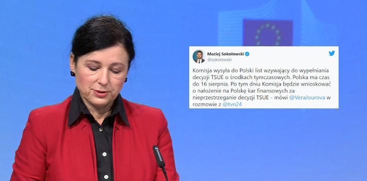 Zaczęło się ,,głodzenie Polski''? KE stawia ultimatum  - zdjęcie
