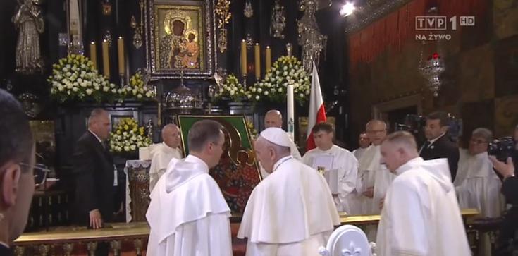 Różańcowy maraton z papieżem Franciszkiem. Jutro papież połączy się z Jasną Górą!  - zdjęcie