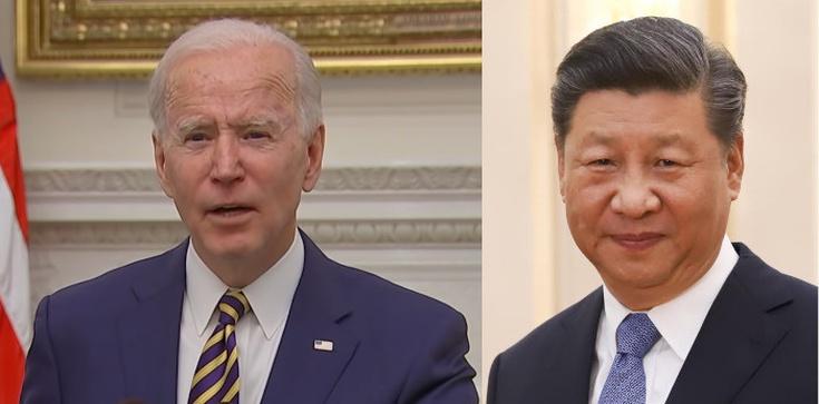 Biden wysłał lotniskowiec na Morze Południowochińskie - zdjęcie